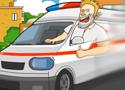 Ambulance Madness Game