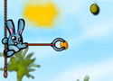 Bunny Catch Those Eggs Games