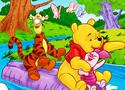 Winnie, Tiger & Piglet Game