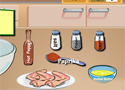 Cooking Show - Buffalo Wings Games