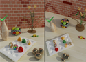 Easter Spot the Difference Games