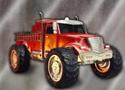 Fire Truck Racer Game
