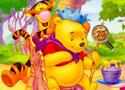 Hidden Numbers - Winnie The Pooh Games