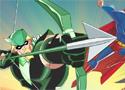 Justice League Green Arrow Games