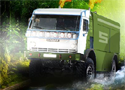 Kamaz Jungle Game