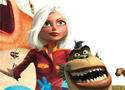 Monsters vs Aliens Tower Defense Game