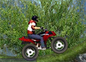 Mountain ATV Game
