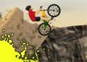 Bring&aacute;s Games: Mountain Bike Challenge Game