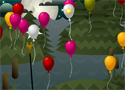 Night Balloons Game
