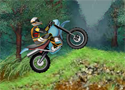 Nuclear Motocross Game