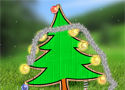 Plastic Christmas Game