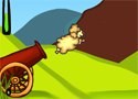 Sheep Cannon Game
