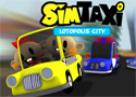 Sim Taxi - Lotopolis City  Game