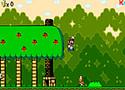 Super Mario Vetorial World Game