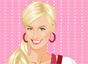 Ashley Tisdale Dress Up Game