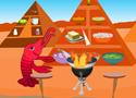 Bistros Shrimp and Grits főzős Game