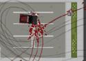 Blood Car Game