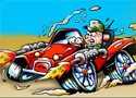 Buggy Fighter Games
