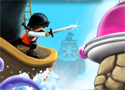 Cake Pirate Game