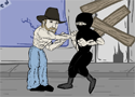 Chuck Norris ninja Game