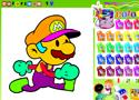 Coloring Mario Games