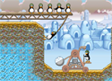 Crazy Penguin Catapult Game
