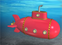 Deep Sea Diver Game