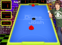 Drake And Josh Air Hockey Game