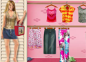 nyári ruhás öltöztető Game