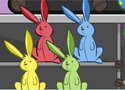 Easter Factory Frenzy Games