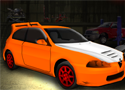 Flash Tuning Car Game