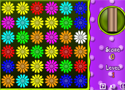 Flower action Game
