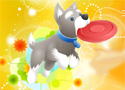 Pepper's Frisbee Fun Flash Games