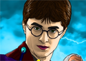 Harry Potter Coloring Game