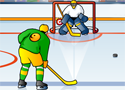 Hockey Duel Game