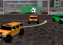 Hummer Football Game
