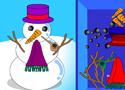 Make Snowman Game
