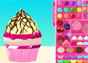 Muffin creator főzős Game