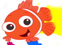 Nemo Online Coloring Game Game