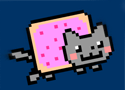 Nyan Cat Fly Game