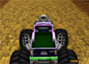 OverSize autós Game