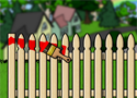 Paint the Fence Game