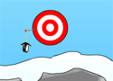 Penguin with Bow Golf Game
