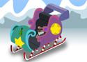 Pimp my sleigh Game