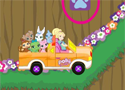 Polly Pocket Jeep Game