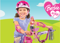 Ride with Barbie Game