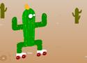 Roller Cactus Game