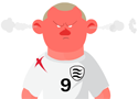 Rooney On The Rampage Game