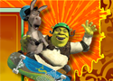 Shrek Shreds Game