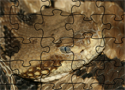 Timber Rattlesnake Puzzle Game